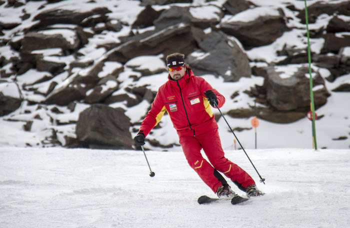 Escuela Oficial Esquí