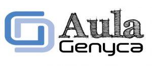 Logotipo Aula Genyca