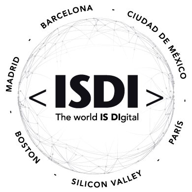 Logotipo ISDI
