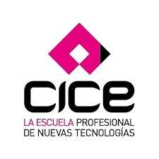 Logotipo CICE, La Escuela Profesional de Nuevas Tecnologías.