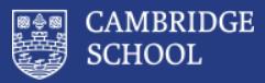 Logotipo Cambridge School