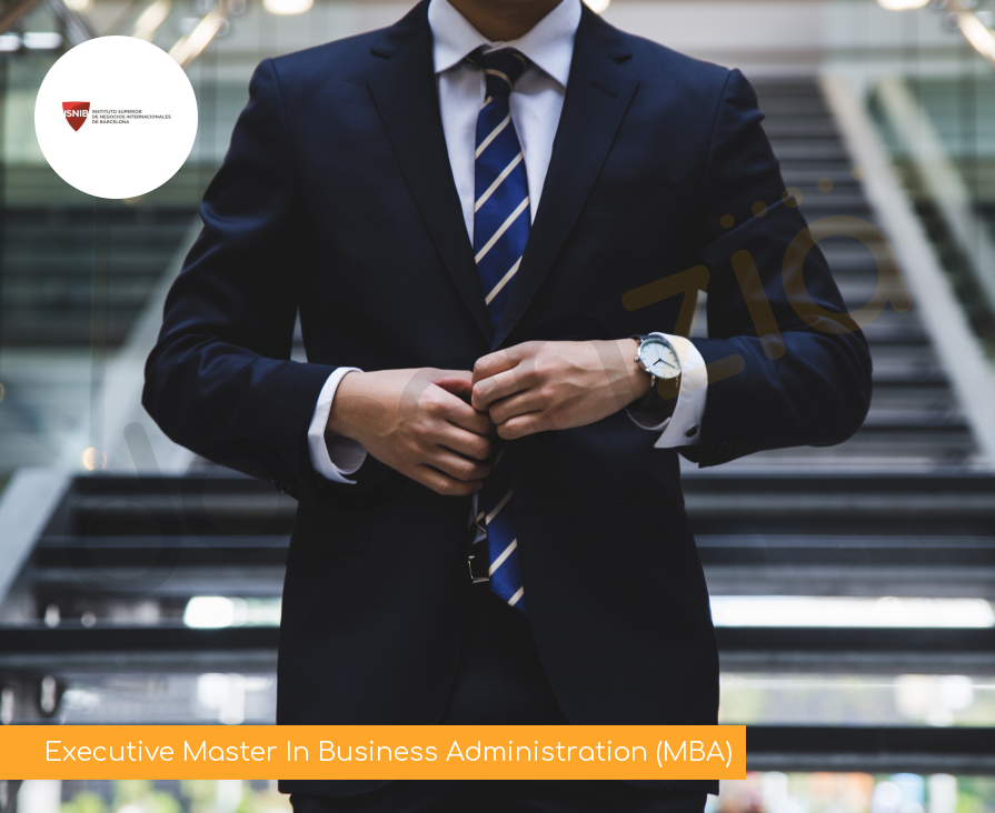 Executive Master In Business Administration (MBA)