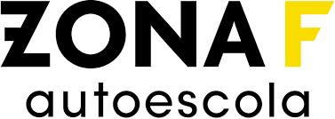 Logotipo ZonaF Autoescuela